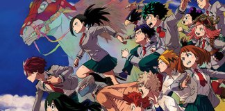 My Hero Academia Gets Original Anime Film -- Featured