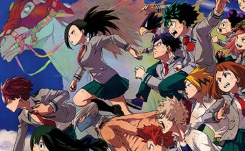My Hero Academia Gets Original Anime Film -- Featured