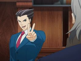 Ace Attorney Anime Gets Season 2 -- Featured