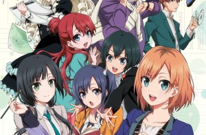 Shirobako Anime Announces Brand-New Film Project