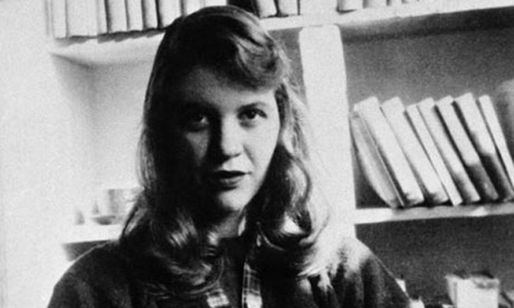 Sylvia Plath 1