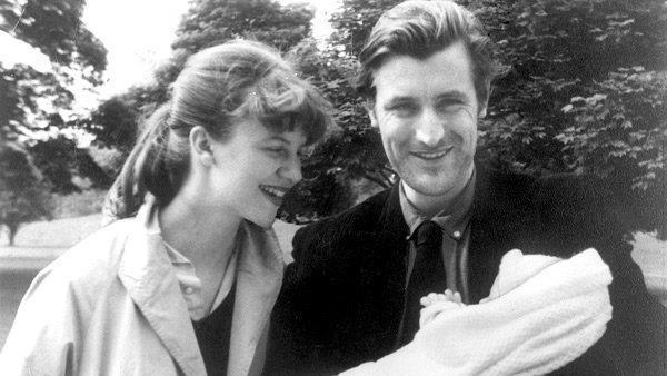 Sylvia Plath y Ted Hughes 2