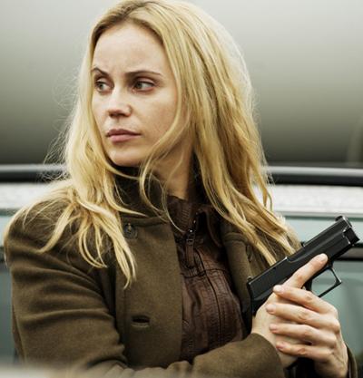 La policía sueca Saga Noren, otro personaje femenino original y memorable procedente del norte de Europa.