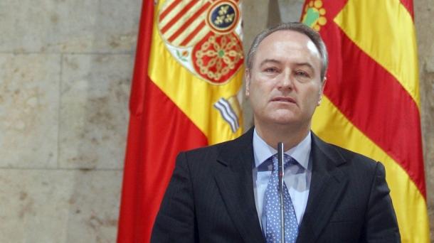 Alberto Fabra.