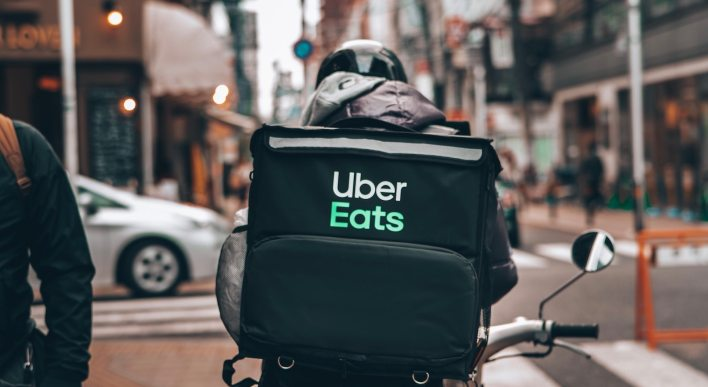 top 5 uber food and drink delivery