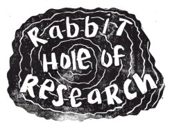 Jotham's July Monthly Newsletter: The Rabbit Hole of Research