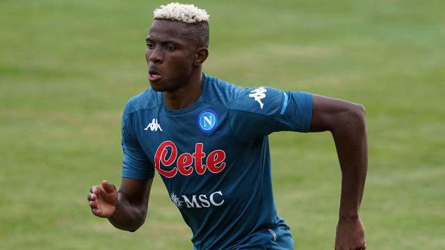 Napoli defeated by Az Alkmaar as Victor Osimhen makes his first European debut for the Naples Club.