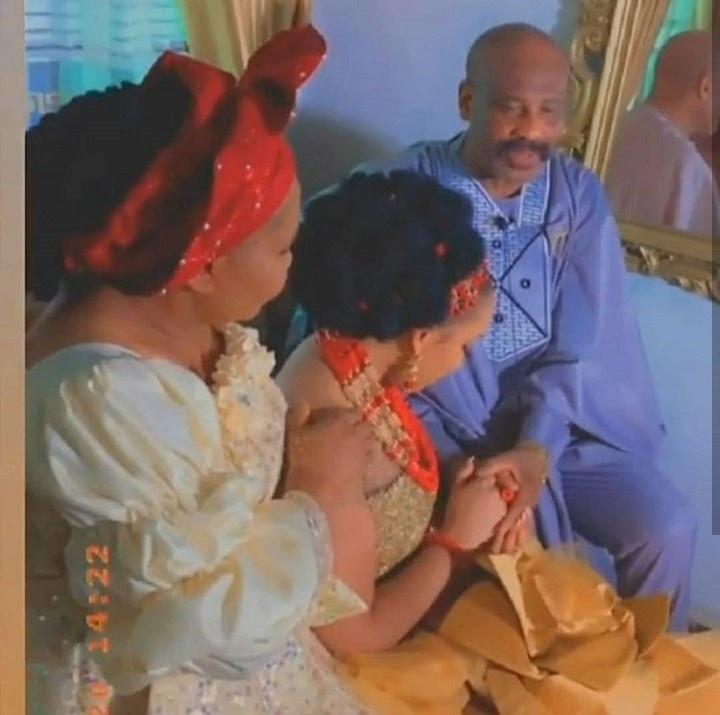 Williams Uchemba traditional Marriage, JotNaija