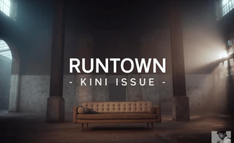 """Runtown – """"Kini Issue Video"""", JotNaija"""