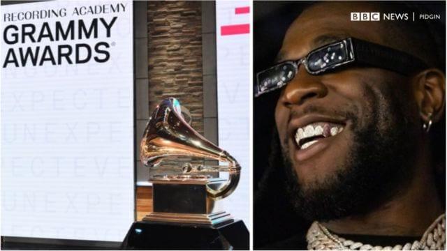 Burna Boy Gets second shot at Grammy Award, JotNaija