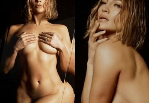 [18+]Legendary singer Jennifer Lopez completely Nude in the new Instagram video.
