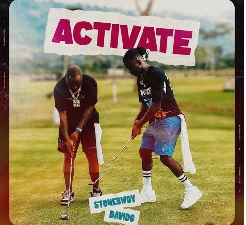 Activate mp3 by Stonebwoy, JotNaija
