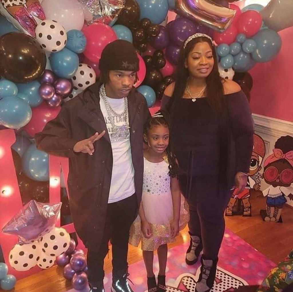 Lil Baby and George Floyd's daughter, JotNaija