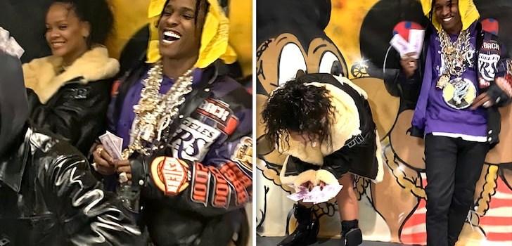 Rihanna, Now Dating A$AP Rocky