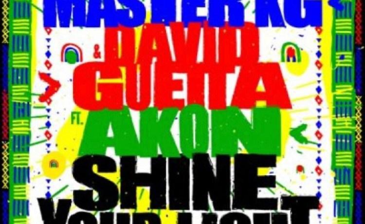 Master KG shine your light, JotNaija