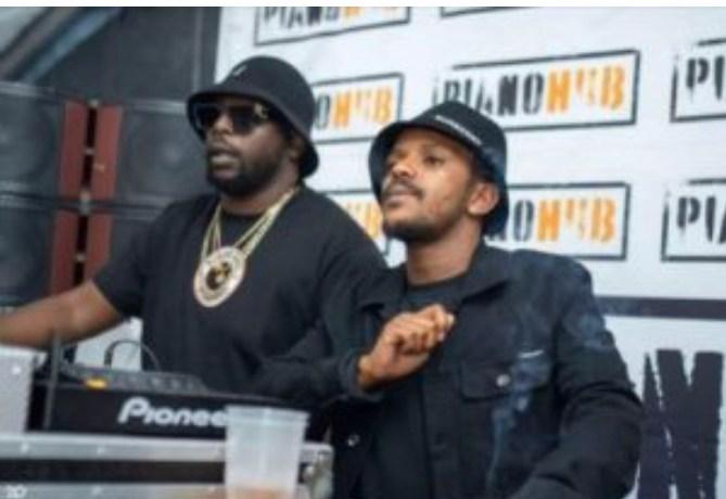 DJ Maphorisa & Kabza De Small ft Boohle – Uzoz' Azo Ngibona, JotNaija
