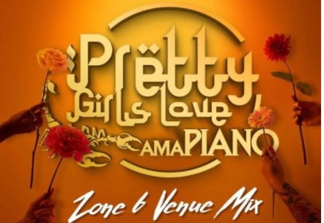 DJ MAPHORISA & KABZA DE SMALL – PRETTY GIRLS LOVE AMAPIANO ZONE 6 VENUE MIX, JotNaija