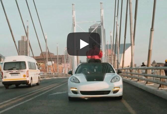 Emtee – Johustleburg [Video], JotNaija