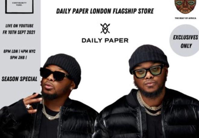 Major League – Amapiano Balcony Mix Africa (Live in London) S3 EP 8, JotNaija