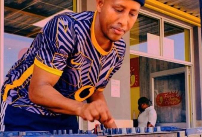 DJ Ace – Mogodu Monday (Link Up Mix), JotNaija