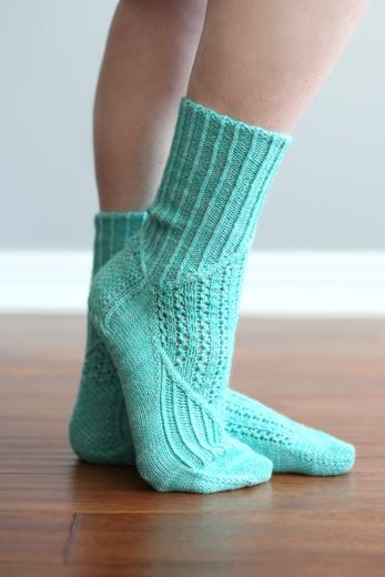 Jo Torr On Cloud Nine socks