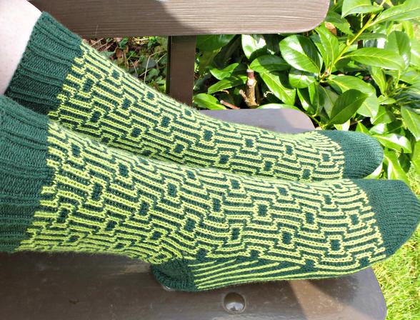 Jo Torr Short Circuit socks