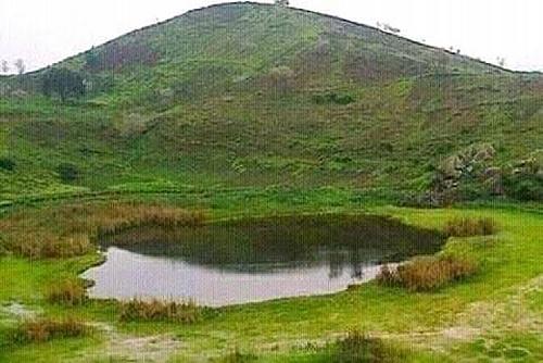 Pidong Crater Lake