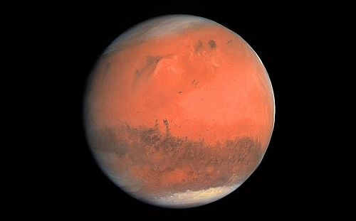 Mars Planet Four