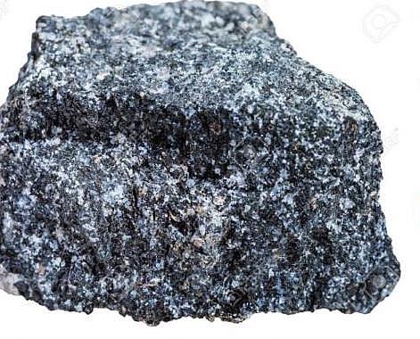 Amphibolite is a non-foliated metamorphic rock