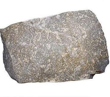 Quartzite, a non-foliated metamorphic rock composed of sandstone
