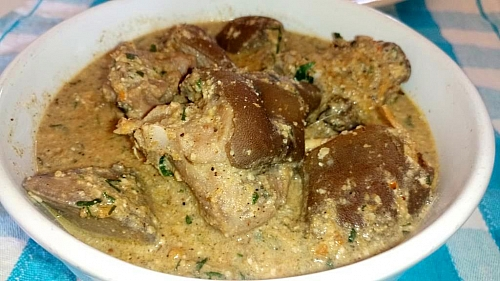 Photo of Egusi Pepper Soup: How to Cook Egusi Pepper Soup White Egusi Soup