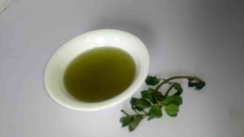 How to make peppermint oil at home