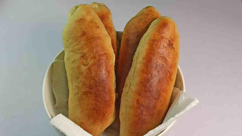 Hot Dog Buns Recipe