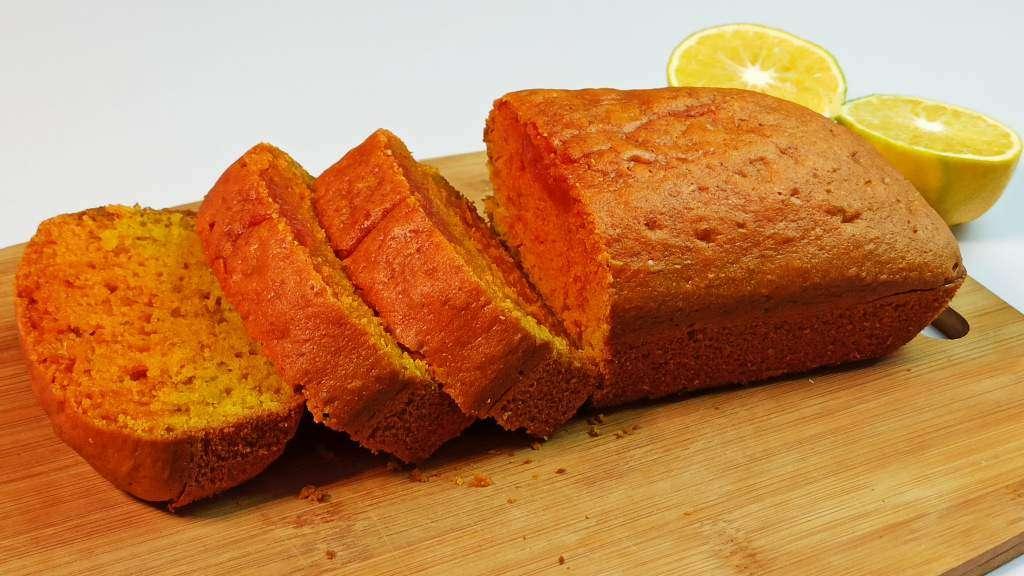 Easy Homemade Orange Cake Recipe