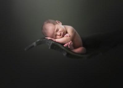 newborn art composite