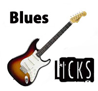 blues lick copier