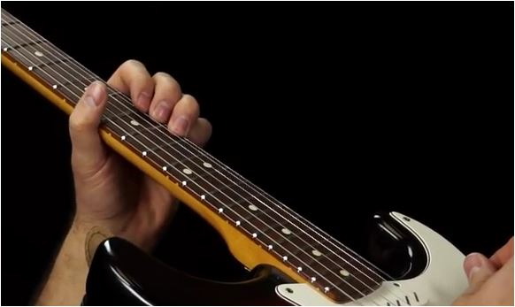 blues licks pour débutants