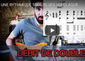 rythmique soul blues