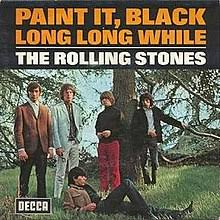 album paint it black des rolling stones