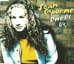 pochette de l'album one of us de Joan Osborne