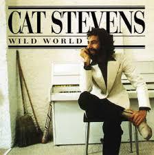 Pochette de l'album Wild Word de Cat Stevens