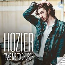 Disque de Hozier, take me to church