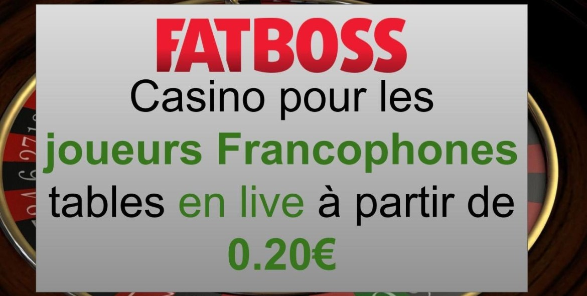 avis casino fatboss