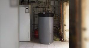 Pompe à chaleur géothermique avec ballon ECS - Melesse
