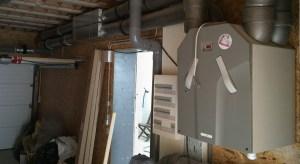 VMC double flux, maison passive - Rennes