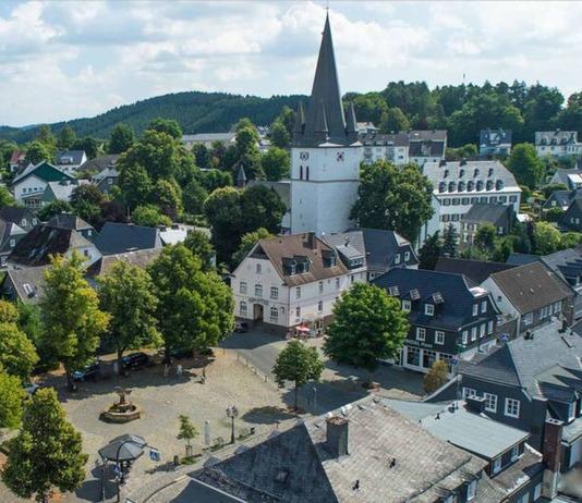 Programma 50 jaar stedenband met Drolshagen