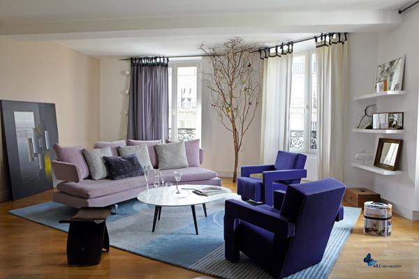 bien am nager un salon les points essentiels retenir. Black Bedroom Furniture Sets. Home Design Ideas