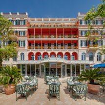 Hotel Hilton Imperial U Dubrovnik Nakon Obnove Ekao