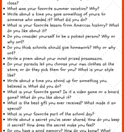 41 Writing Prompts for 4th Grade • JournalBuddies.com [ 2061 x 736 Pixel ]