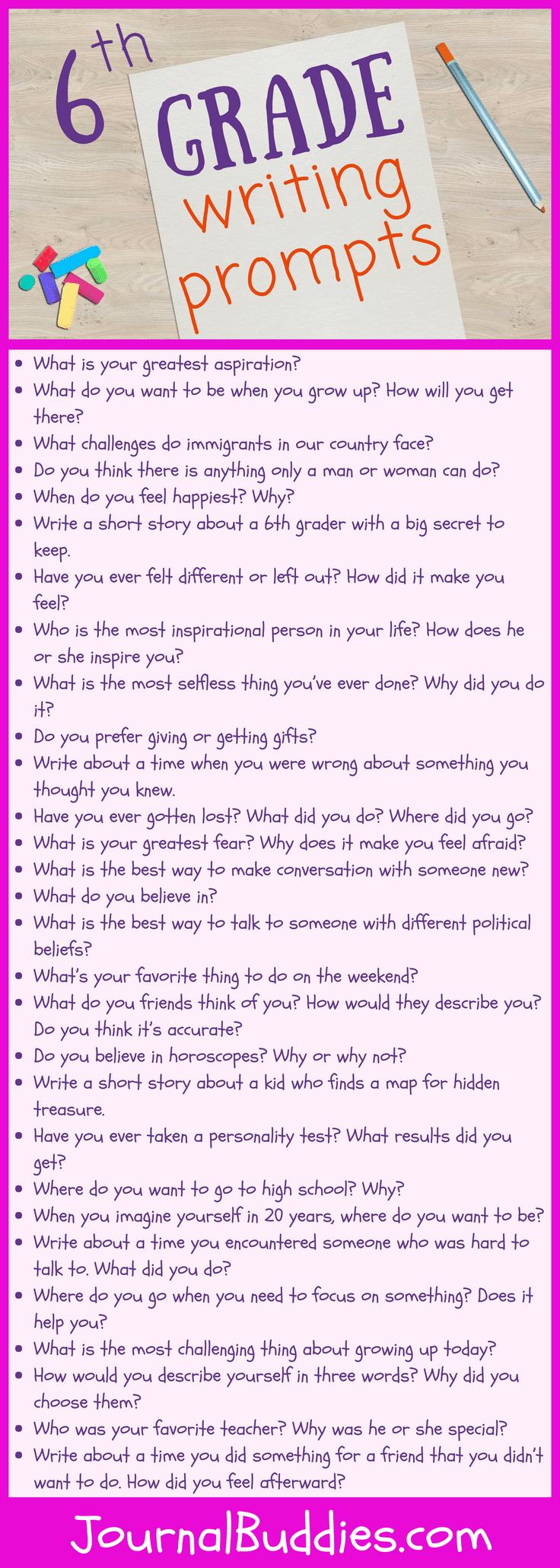 6th Grade English Writing Worksheets - Tutorial Worksheet